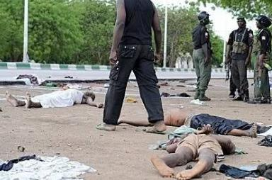 battle in nigeria