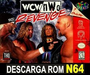 WCW-nWo Revenge ROMs Nintendo64