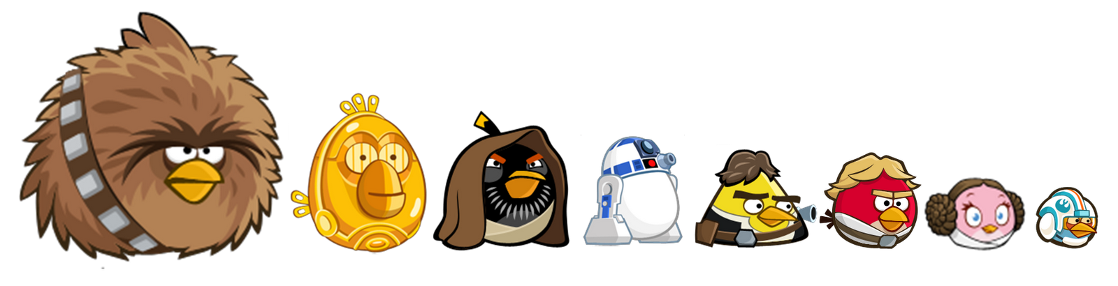 gamedroid angry birds star wars goods and bads. Black Bedroom Furniture Sets. Home Design Ideas