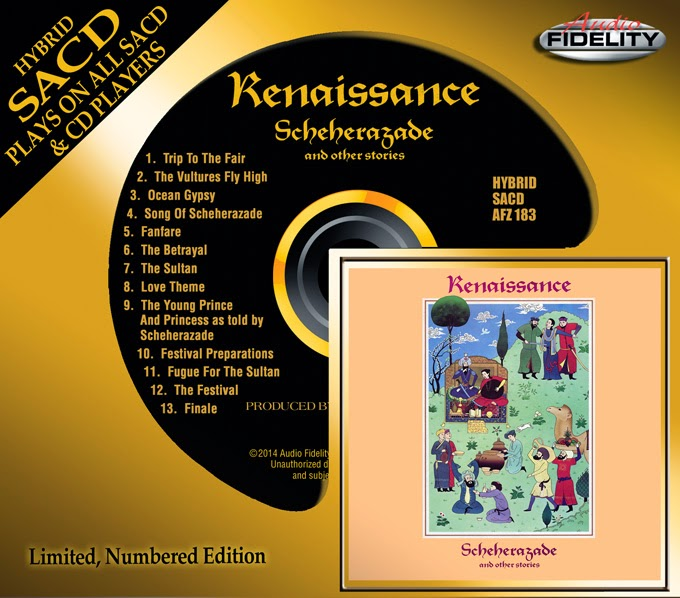 Renaissance's Scheherazade