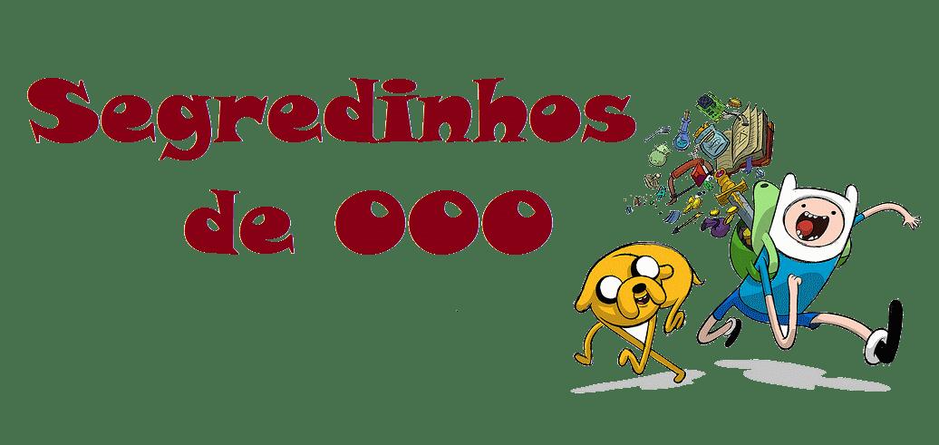 Hora de Aventura-Segredinhos de OOO