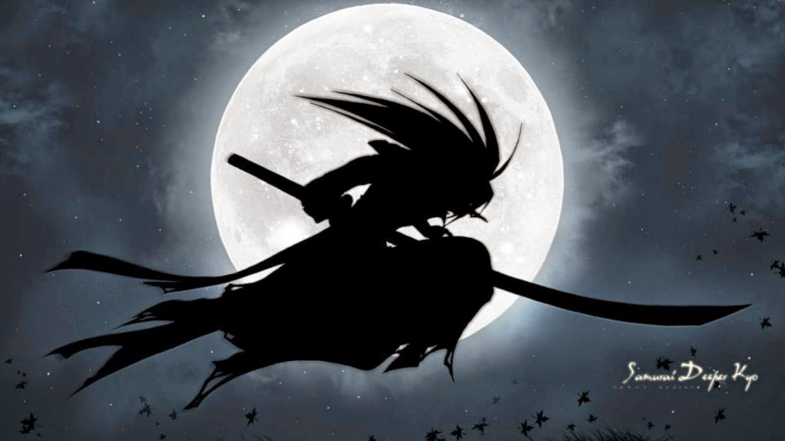dark anime wallpapers hd 1920x1080 images