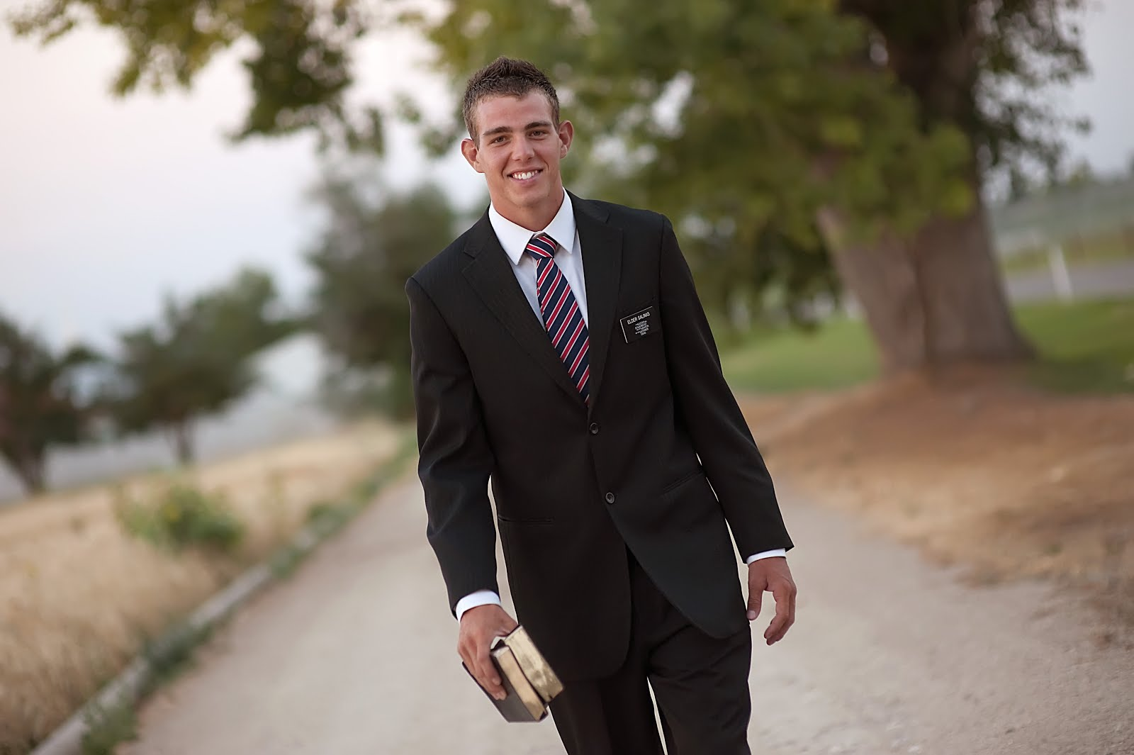 Elder Spencer Salinas