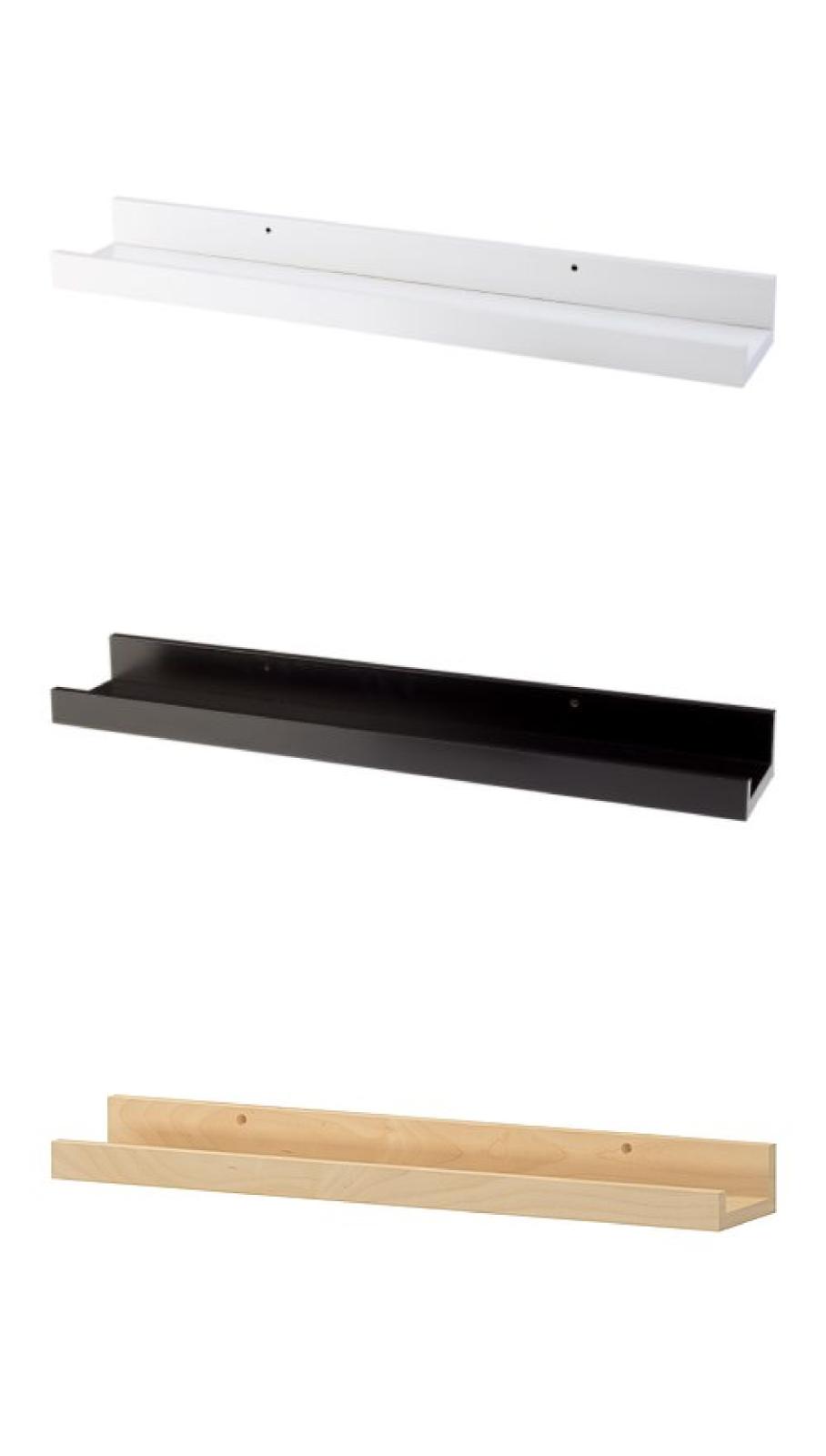Marq gzgz marq propuesta estante ribba de ikea - Ikea marco de fotos ...