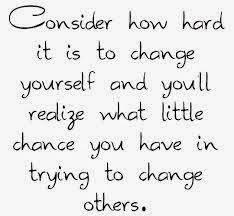 change.....