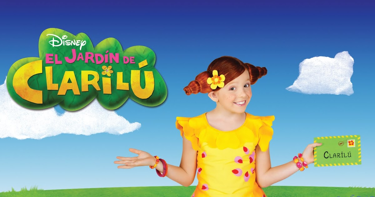 Mi cine el jardin de clarilu calidad dvd for Cancion el jardin de clarilu