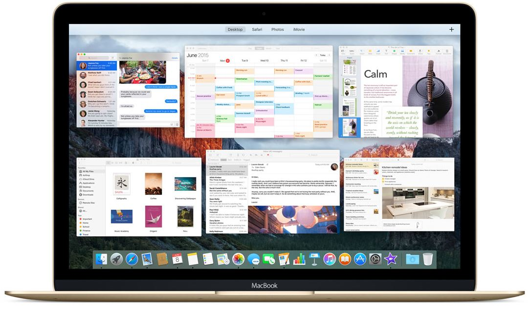 OS X El Capitan Review