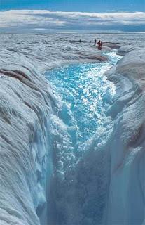 Lapisan Es Greenland Semakin Menipis
