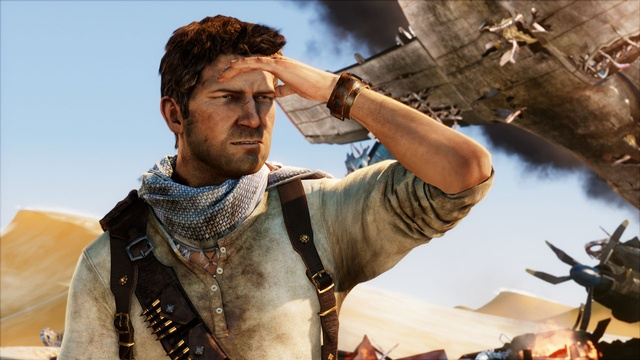 تحميل لعبة uncharted 3 darke's deception