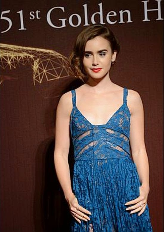 An endeavor long dress is a classic style and a great investment, as not only will it always look great, but it's practically too. With at least that Lily Collins showing at Taipei, Taiwan on Thursday, November 20, 2014 as she headed the event on the 51st Golden Horse Awards.