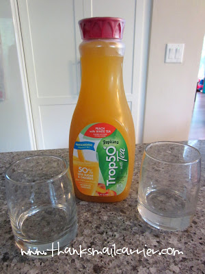 Tropicana Trop50 Juice with Tea