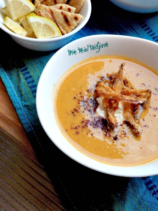 ... : Shorbet Ads Masri | Egyptian Red Lentil Soup #MENA Cooking Club