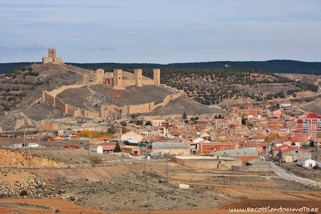 Vista sobre Molina de Aragón