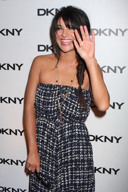 Jessica Szohr - DKNY Sunglass Soiree in New York City