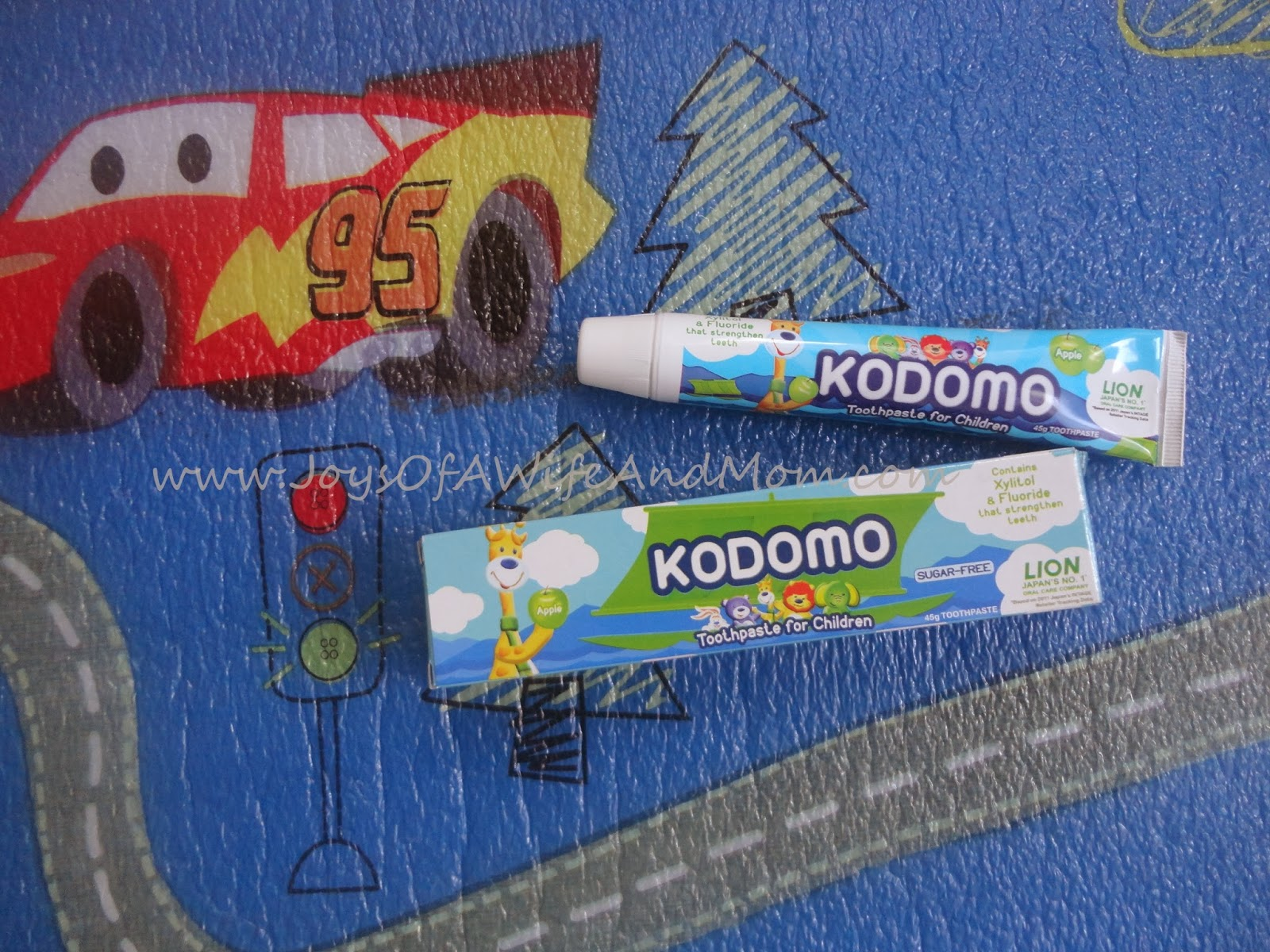 Kodomo Toothpaste for Children