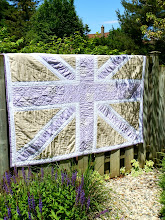 Union Jack Quilt ~ Pattern Only