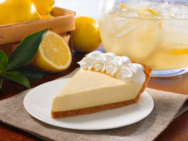 Popeyes Introduces New Lemonade Ice Box Pie | Brand Eating