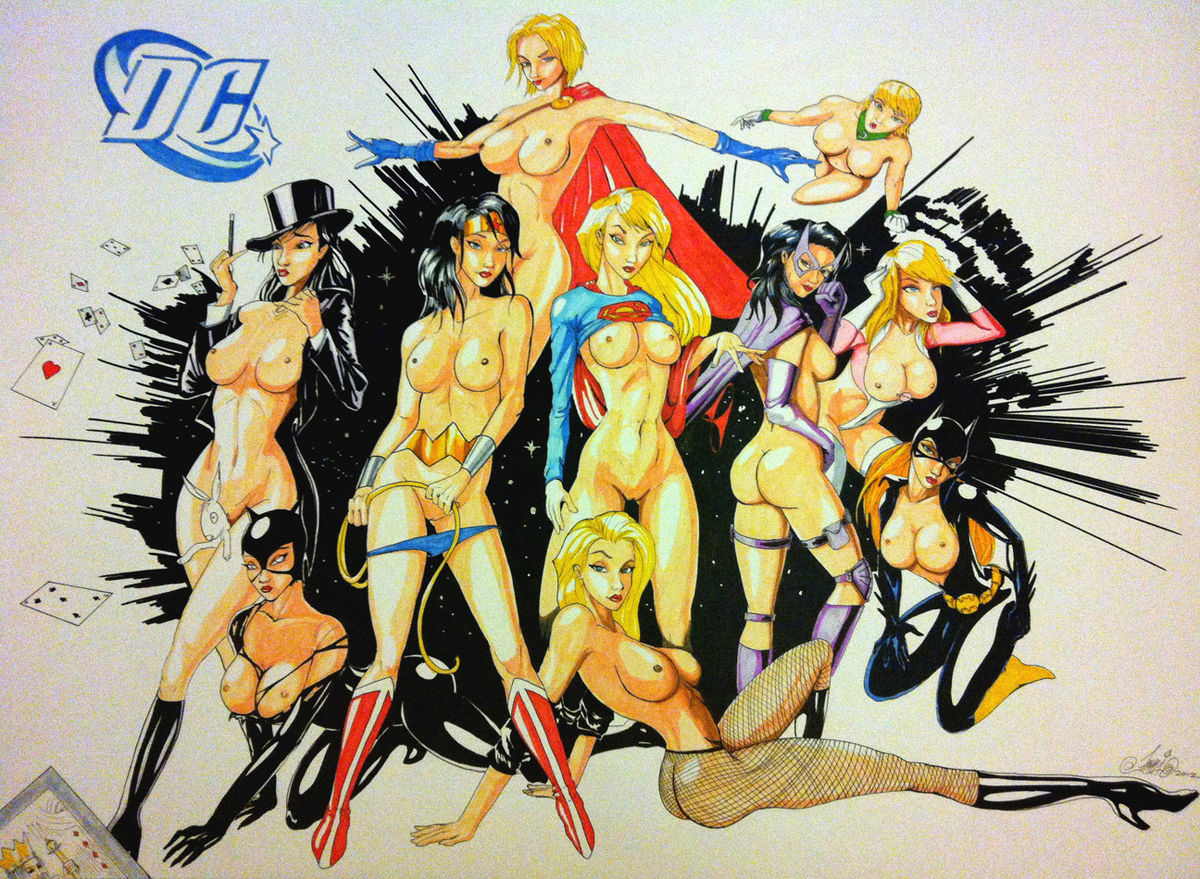 Dc universe online nude skin cartoon video