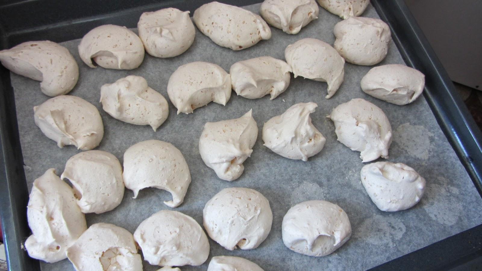 Меренга рецепт в духовке