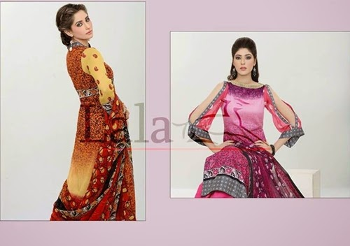 Madham Embroidered Collection 2014