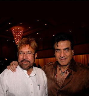 Rajesh Khanna with Jitender