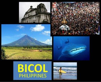Tourist Spots In Bicol