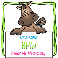 Bugaboo Humor Me Wednesday
