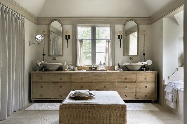 Restauro e restyling: ampi spazi, la semplicità del bianco e tanta ...