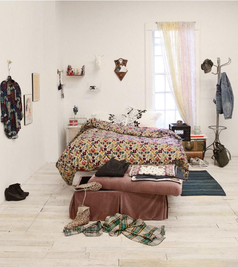 La petite fabrique de r ves urban outffiters met le bazar dans ma maison Urban outfitters bedroom lookbook