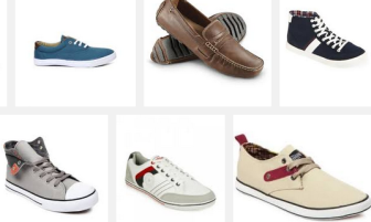 Myntra: Buy ROADSTER Men's Shoes at Minimum 60% OFF.