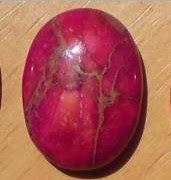 batu pirus merah urat jala persia