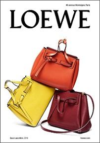 LOEWE SS2020 AD CAMPAIGN