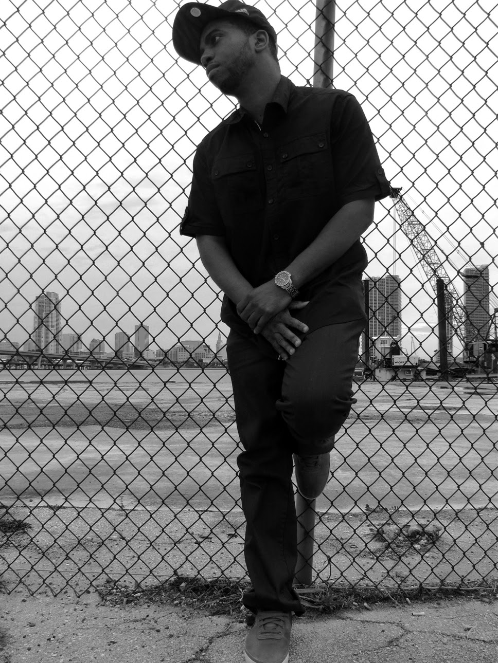 itsKOTIC 305 To My City Photoshoot image
