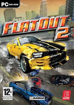 Flatout 2 Full Game Cover