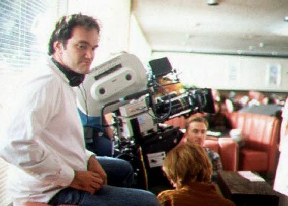 Pulp Fiction detrás de las cámaras