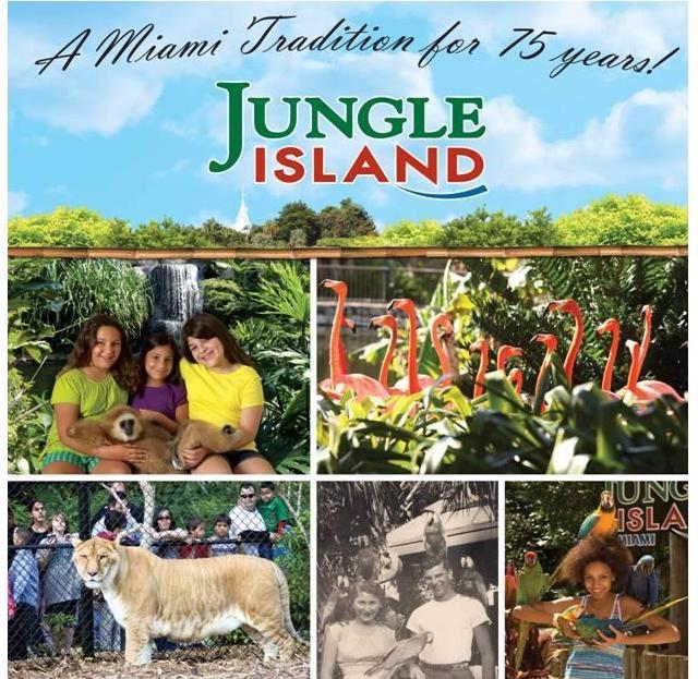 Jungle Island Vip Tour Coupons