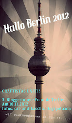 Hollo Berlin Bloggertreffen Flyer