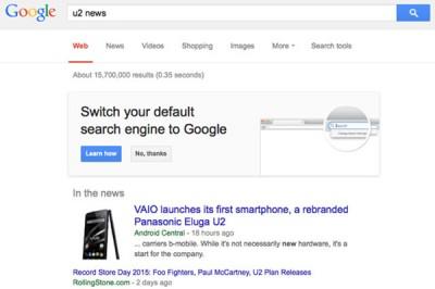 Google Desak Pengguna Firefox Tinggalkan Yahoo Search