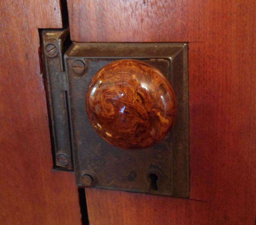 The Einsel House: Bennington Door Knobs