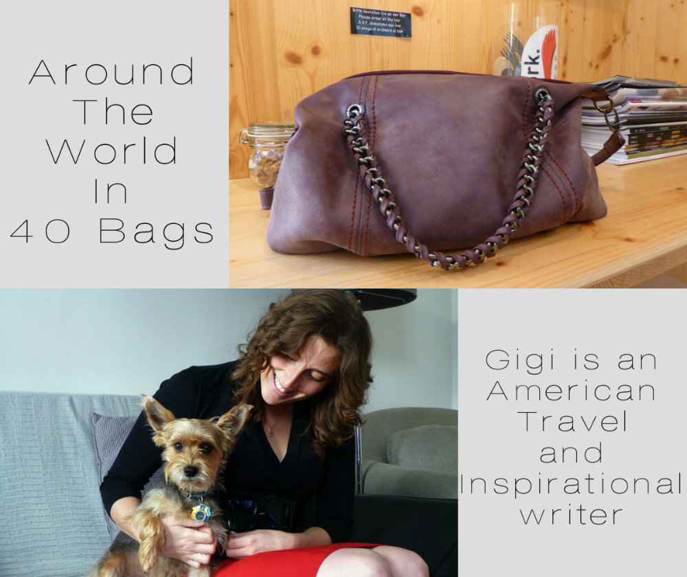 Around The World In 40 Bags with Gigi Griffis