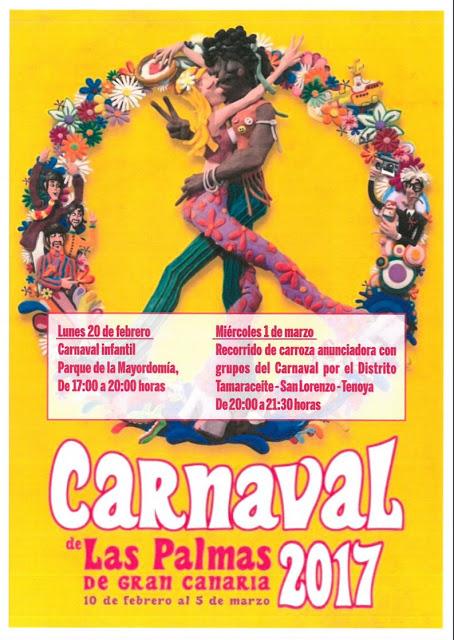 Carnaval Tamaraceite 2017