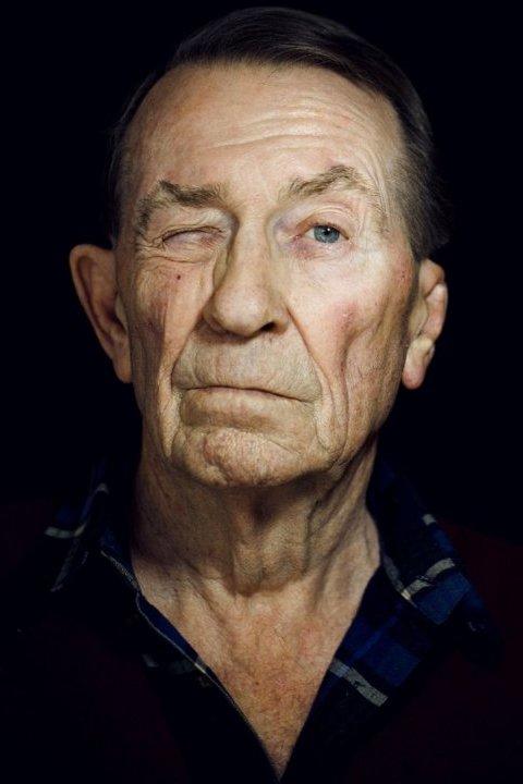 Benny Andersen blinker