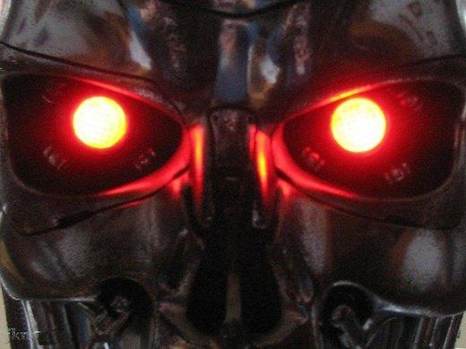 Terminator Endoskeleton por jkno4u