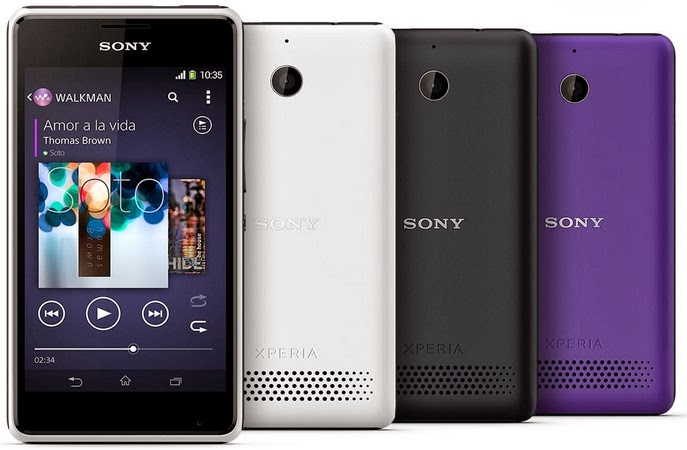 Sony Xperia E1 Single SIM