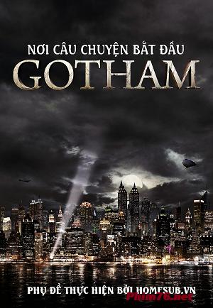 Thành Phố Tội Lỗi Gotham - Gotham Season 1 (2014)