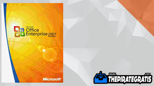 Download Office Enterprise 2007 + Serial PT-BR via Torrent