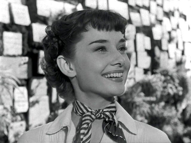 DamesMercury: Roman Holiday