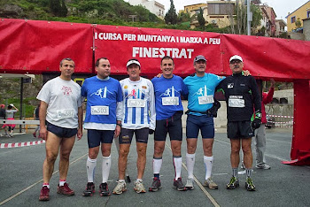 Iª-Carrera Por Montaña Sierra Cortina