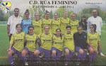 C.D. RÚA FEMININO 2011/2012