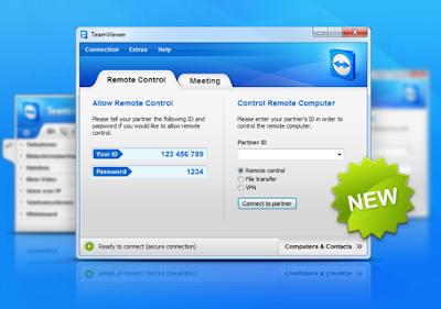 تحميل برنامج تيم فيور 2013 Download TeamViewer  مجانا